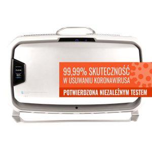 Oczyszczacz powietrza AeraMax® Pro AM 4S PC profesjonalny usuwanie koronawirusa