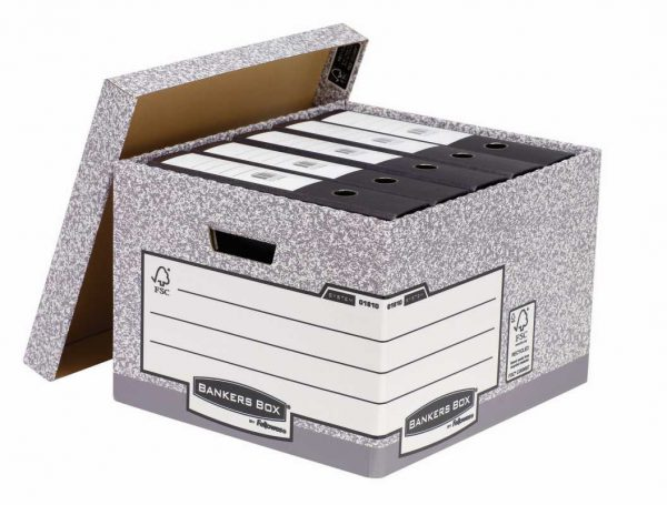 Duże pudło na archiwa karton archiwizacyjny