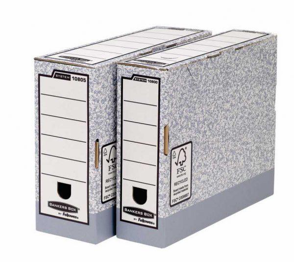 Pudełka archiwizacyjne na akta 80 100m