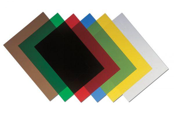okładki do bindowania przeźroczyste