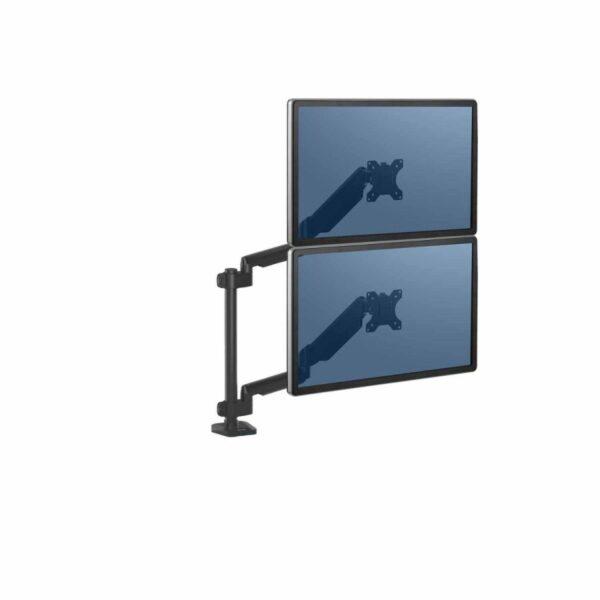 Ramię na 2 monitory pionowe platinum 8043401