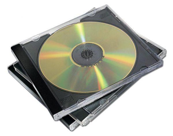 98310 pudelka na plyty CD