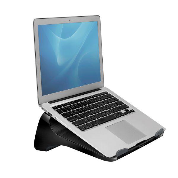 I SpireBlk LaptopLift HeroRight wLaptop