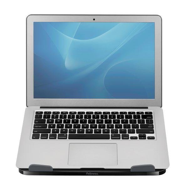 I SpireBlk LaptopLift StraightOn wLaptop