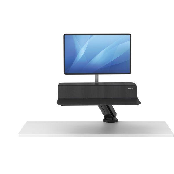 dla dystrybutorow 8081501 Sit Stand Lotus RT monitor czarny F Up noProp