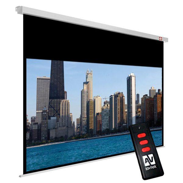 ekran projekcyjny avtek cinema electric