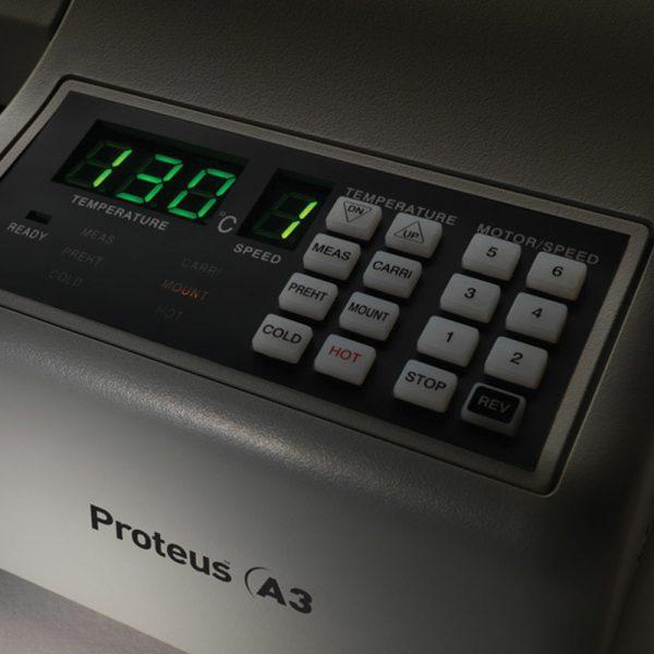 laminator fellowes proteus panel sterowania