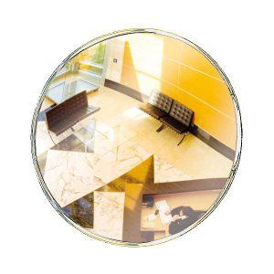 Lustro sklepowe kontrolne obserwacyjne okrągłe