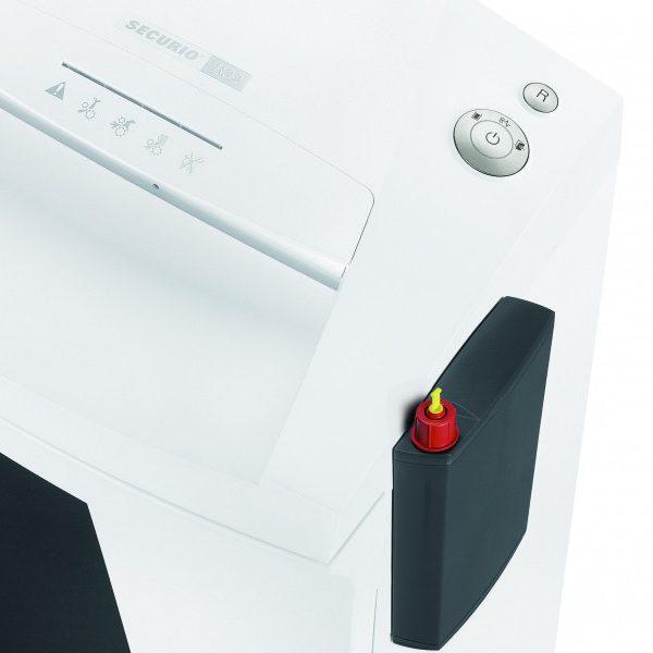 niszczarka hsm securio b32 automatyczne oliwienie 250ml