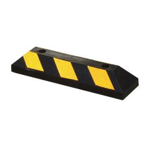 Ogranicznik parkingowy gumowy odbojnica