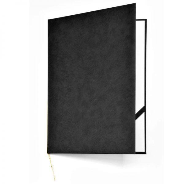okładka na dyplom royal czarna