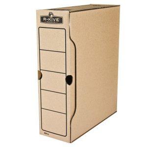 Pudełka archiwizacyjne na akta