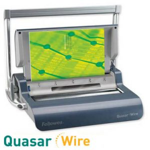 Bindownica Fellowes Quasar Wire drutowa