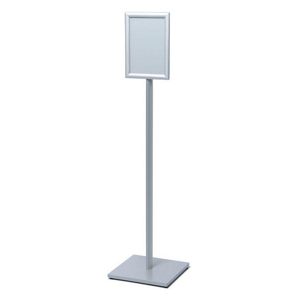 stojak informacyjny menuboard z ramą owz prosty