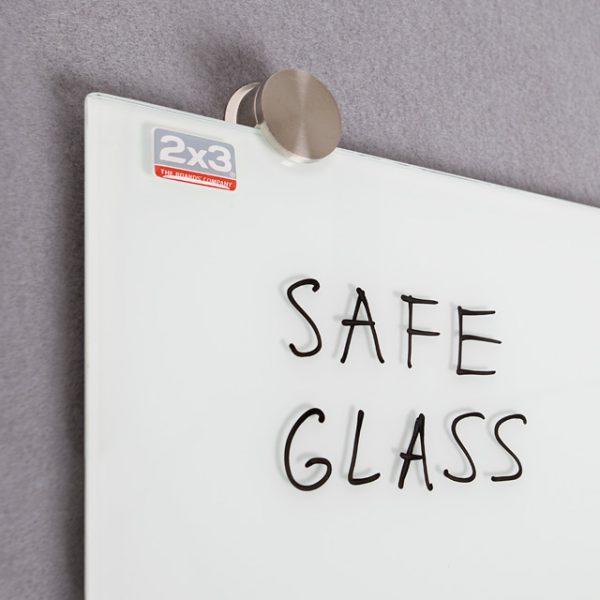 tablica szklana mocowanie