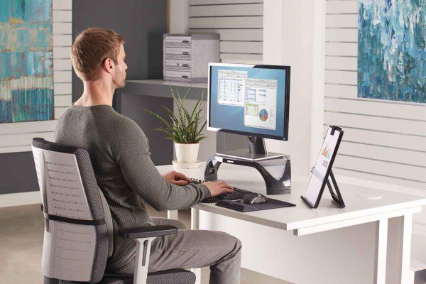 www 8020101 Podstawa pod monitor LCD TFT Smart Suites LS Person