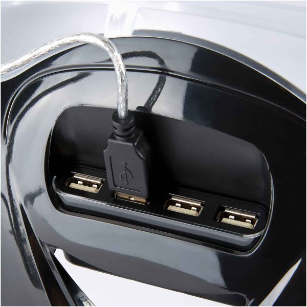 www 8020201 Podstawa pod laptop z 4 portami USB Smart Suites USB Hub 1