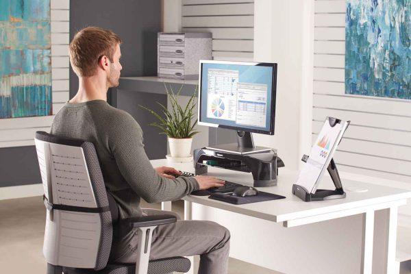 www 8020801 Podstawa pod monitor LCD TFT Plus Smart Suites LS Person