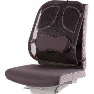Podpórka pod plecy siatkowa ergonomiczna profesjonalna na krzesło