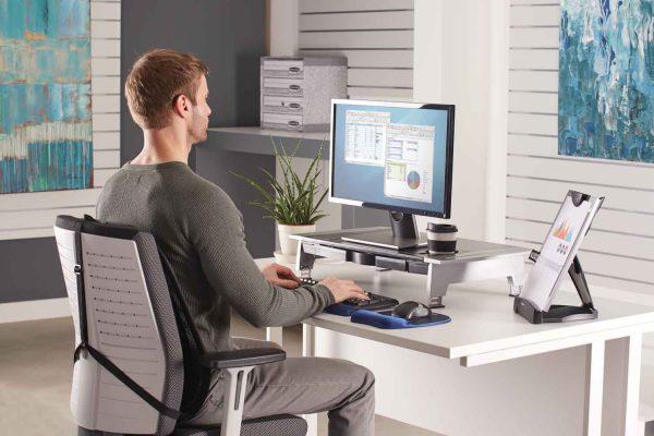 www 8031001 Podstawa pod monitor Premium Office Suites LS Person