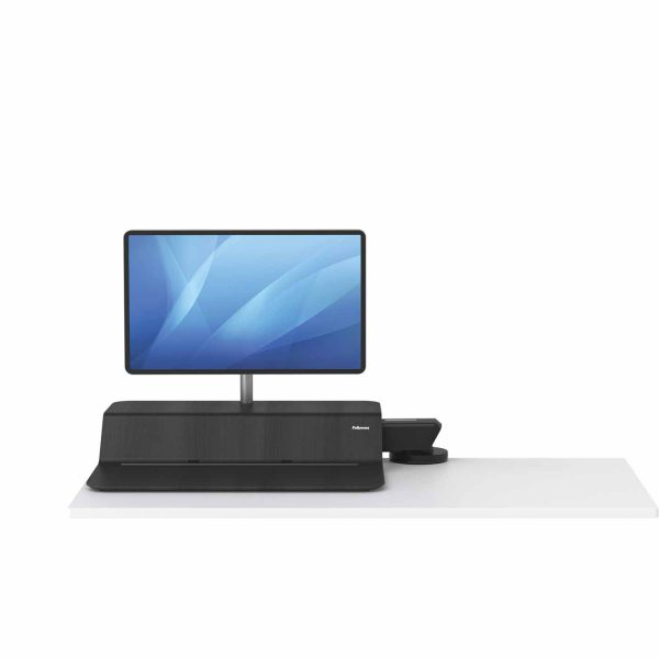 www 8081501 Sit Stand Lotus RT 1 monitor czarny F Dn noProp