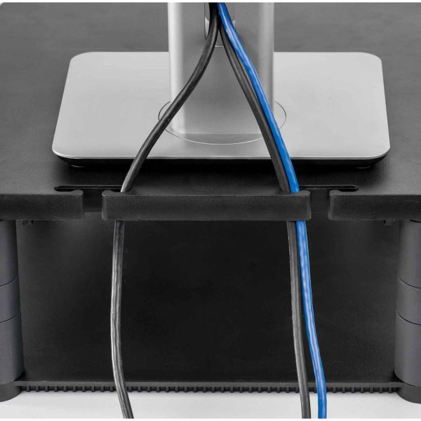 www 9169401 Podstawa pod monitor z polka CableManagement2