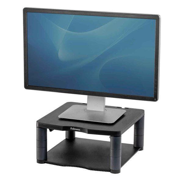 www 9169401 Podstawa pod monitor z polka Screen L
