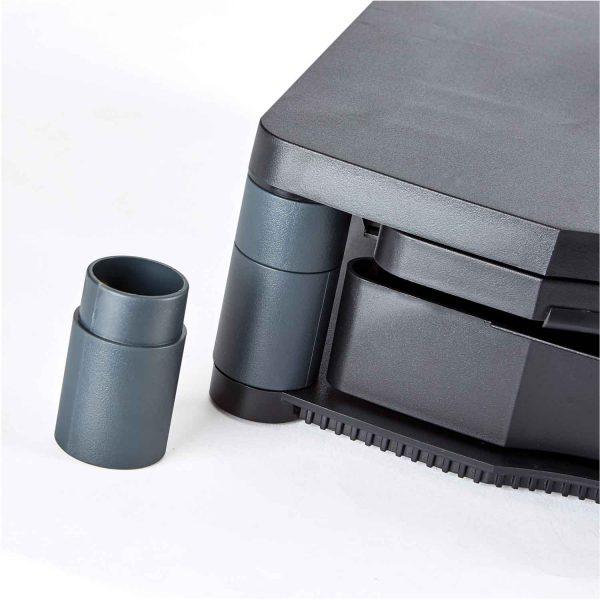 www 91695 Podstawa pod monitor z szuflada copyholderem Graphite Feet