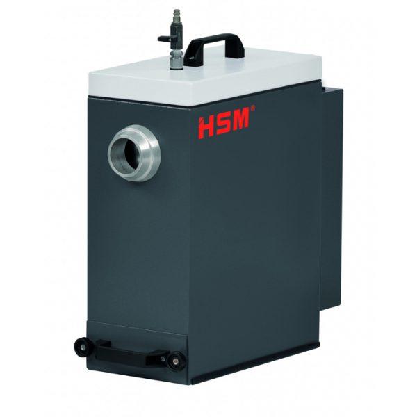 system odpylający nacinarka hsm profipack p425