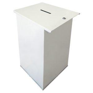 Urna wyborcza metalowa