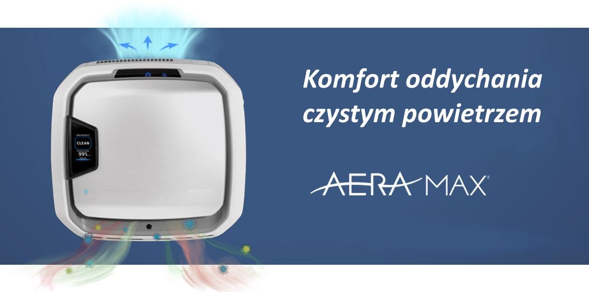 Oczyszczacz powietrza profesjonalny AeraMax Pro