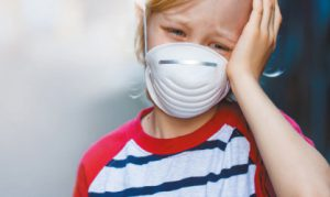 Oczyszczacz powietrza w walce ze smogiem