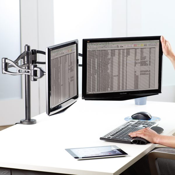 MonitorArms Dual Monitor1 RH