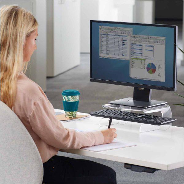 www 9731001 Podstawa pod monitor Clarity lifestyle