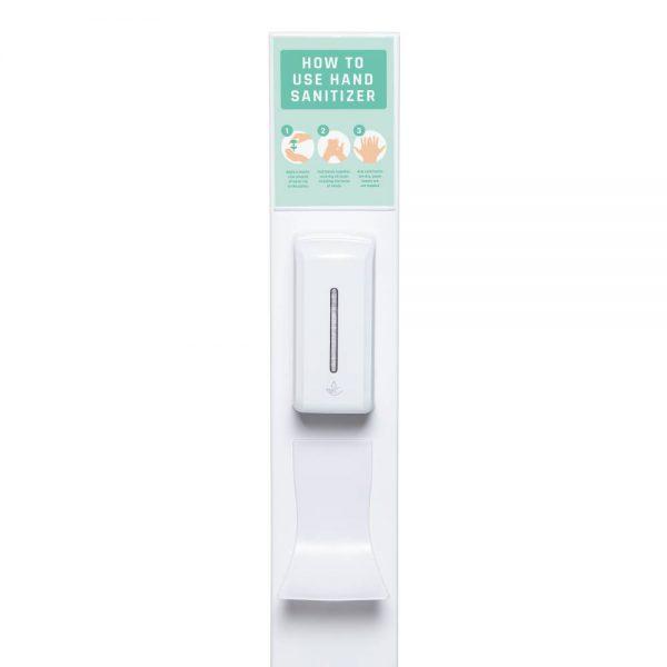 HSADESIGNC9003 2 stojak do dezynfekcji rak automatyczny
