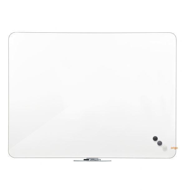 Tablica bezramowa Qboard ceramiczna magnetyczna